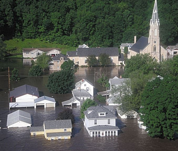 2008 Elkader Flood
